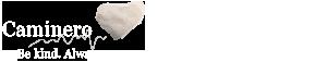 Caminero – Må bra, Ha kul, Göra gott Logo